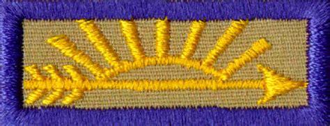 arrow of light badge cub scouts levels