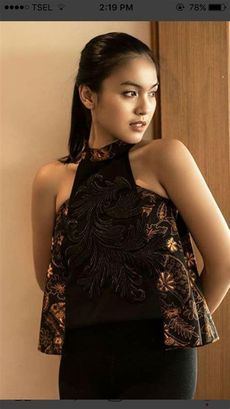 Dress Batik Ikat Sabrina 1740 Best Ethnic Batik Ikat Images On