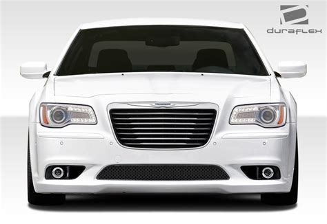 Chrysler 300 Bumper by 2011 2017 Chrysler 300 Srt8 Style Front Bumper