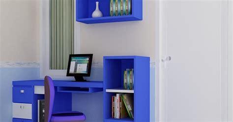 desain interior meja belajar kitchenset pelangi desain interior meja belajar anak