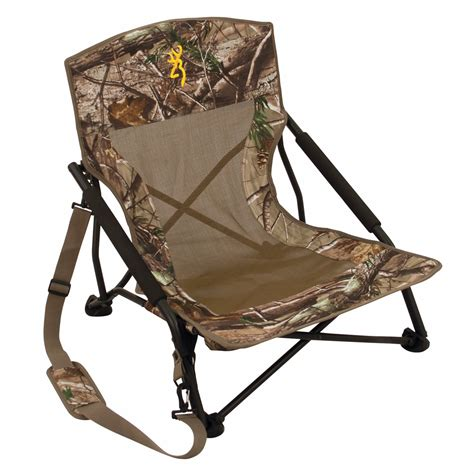 browning woodland c chair browning browning cing strutter chair ap camo fitness
