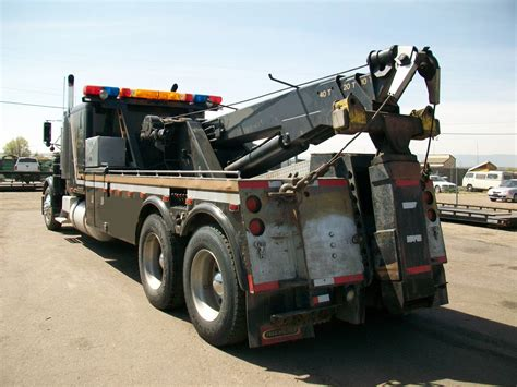 Wrecker Bed For Sale by 1985 Freightliner With Century 1040b Mid America Wrecker