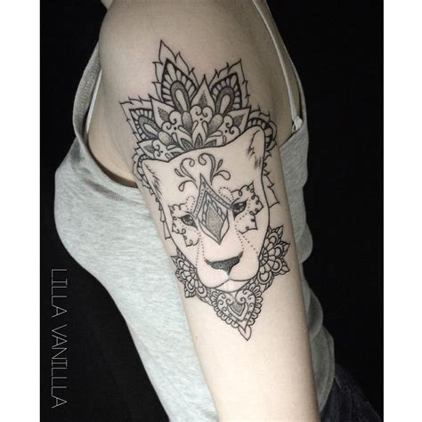 lioness tattoo lioness www pixshark images galleries with