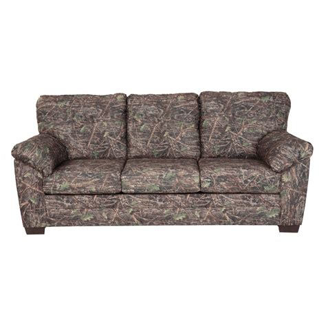 camouflage couch camo furniture natural camo sleeper sofa camo trading