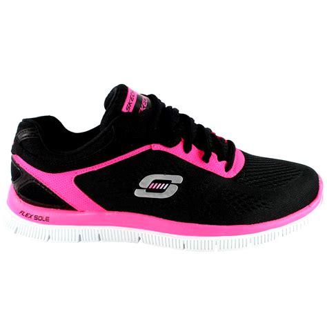skechers sneakers memory foam womens skechers your style flex appeal running memory