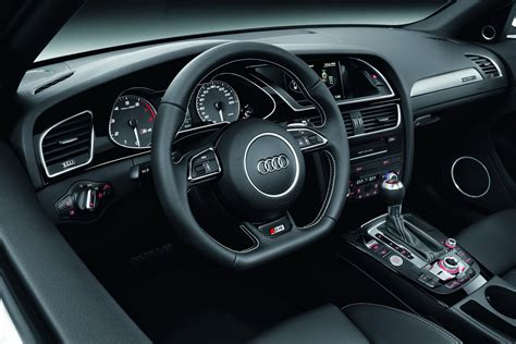 Audi S4 2013 Interior by 2013 Audi S4 And S4 Avant Pictures And Details W