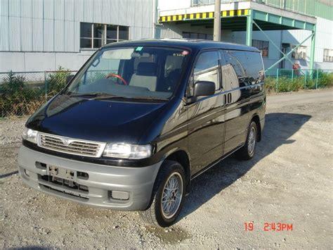 mazda friendee for sale mazda bongo friendee 1996 used for sale