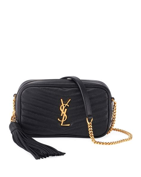 saint laurent monogram ysl camera crossbody bag neiman