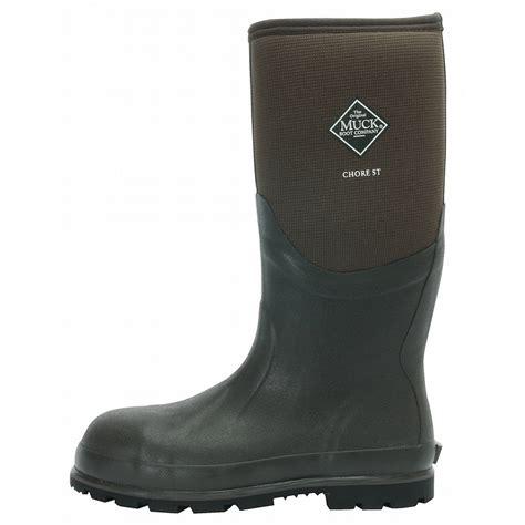 steel toe muck boots muck boots steel toe chore cool work boots csctstl