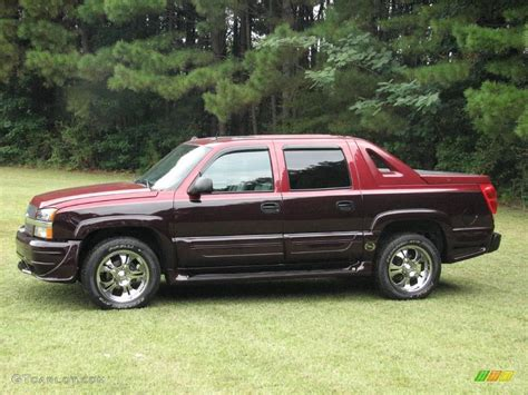 Southern Comfort Automotive by 2004 Sport Metallic Chevrolet Avalanche Southern
