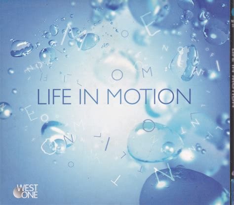 life in motion an paul reeves life in motion cd at discogs
