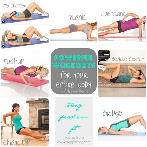 circuit for best womens workouts