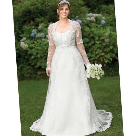 Plus Size Modest Wedding Dresses by Plus Size Modest Wedding Dress Pluslook Eu Collection