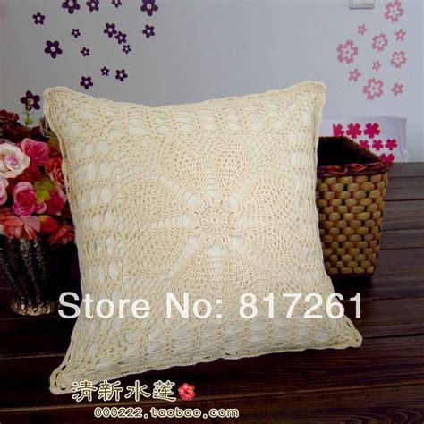 Handmade Cushion Designs - aliexpress buy bestr selling design handmade crochet