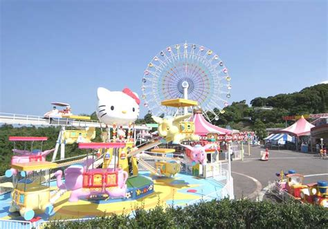 theme park tokyo 5 must see destinations for hello kitty fans