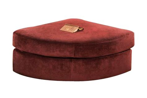 Wedge Ottoman Argos Pie Wedge Ottoman At Gardner White