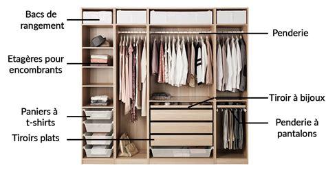 Dressing Pour Chambre by Dressing Chambre 15 Am 233 Nagements Pour R 233 Ussir Votre Dressing