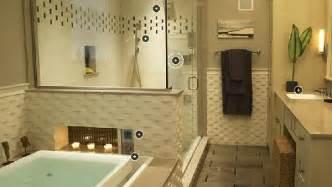 spa colors for bathroom basketweave tiles transitional bathroom kohler