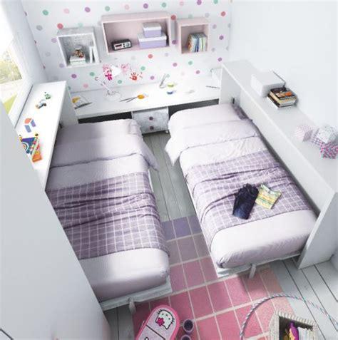 camas plegables a la pared decorar con camas abatibles ideas para ahorrar espacio