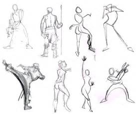 human gesture drawing