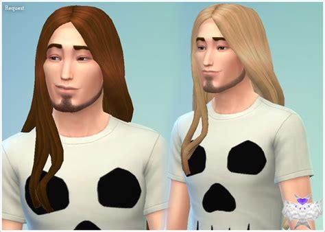 Long Hair For Guys Sims 4 Cc | my sims 4 blog david sims long hair for males my sims 4
