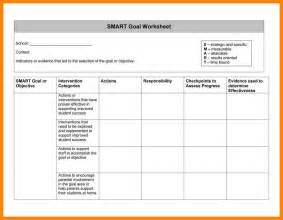 smart goal setting template 8 smart goals template excel cv for teaching