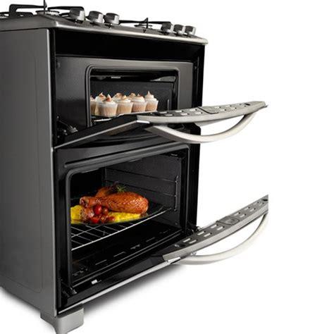 cocinas electrolux electrolux cocina doble horno blue touch 76dgx 5