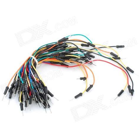 Kabel Jumper Breadboard Arduino Wire Sensor Cable B breadboard jumper wires for arduino 8 20cm 68 cable pack free shipping dealextreme