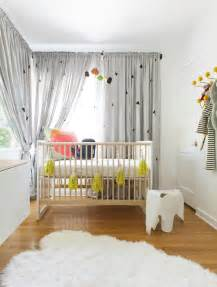 White Curtains For Nursery A Peek Into Our New Nursery And Baby Elephant 187 Max Wanger
