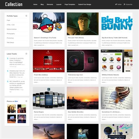 theme junkie collection collection 1 0 theme released theme junkie