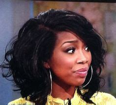 show me a picture of brandys bob hair style in the get the look taraji p henson at the think like a man