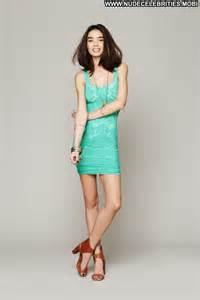 Fashion Ot sabrina nait fashion model posing dress