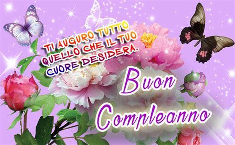 auguri con i fiori buon compleanno auguri immagini biglietti frasi di