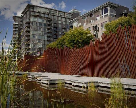 Landscape Architecture Portland Oregon Springs Park By Atelier Dreiseitl Landscape