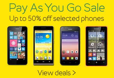 mobile phones pay as you go ee pay as you go sale offers up to 50 on selected