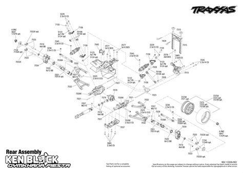 traxxas parts diagram traxxas revo parts diagram 26 wiring diagram images