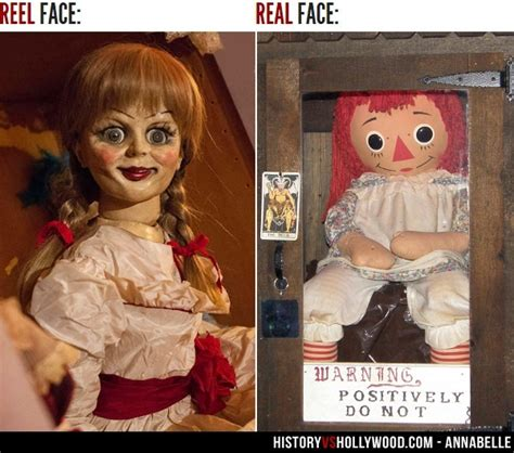 annabelle doll wiki is it true that the annabelle doll really exists quora