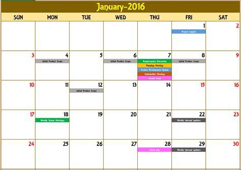 excel calendar template excel calendar