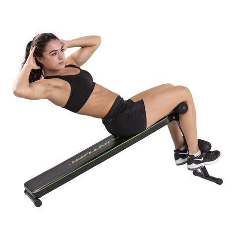 banc abdominal banc de musculation ab20 abdominal bench tunturi
