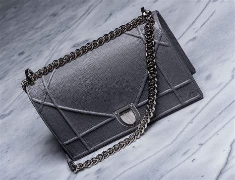 Introducing Chanel Faux Croc Purse by Introducing The Diorama Bag Purseblog
