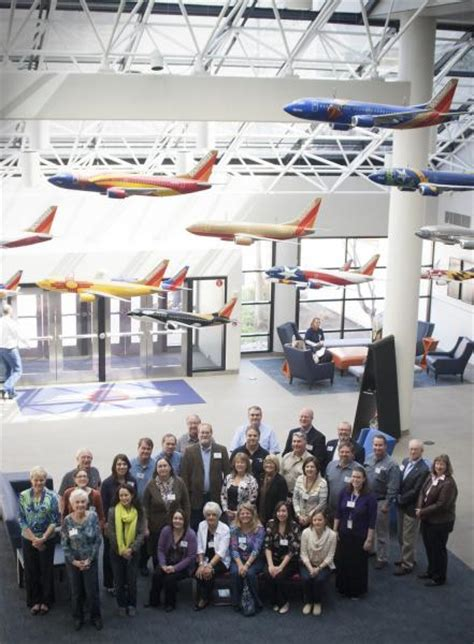 Southwest Corporate Office by Airline Conference Takes Society Of American Archivists