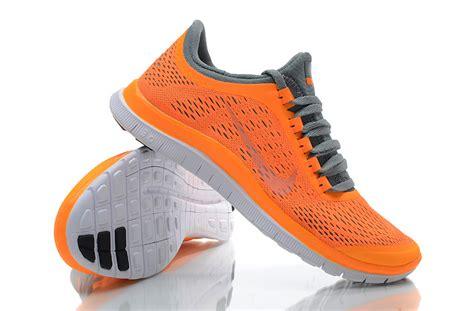 orange nike shoes womens nike free 3 0 v5 flash orange running shoes 66 00
