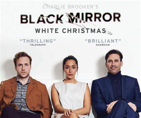 black mirror xmas 2017 the talking dead 303 black mirror white christmas