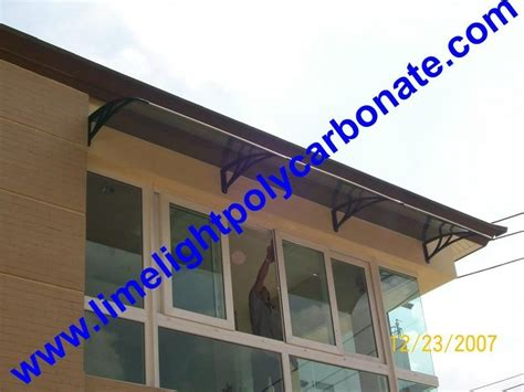 diy awnings for home polycarbonate awning diy awning door canopy window awning
