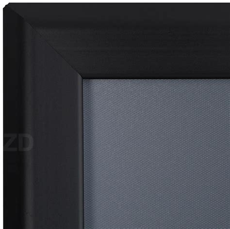 37 X 25 Poster Frame by 36x48 Poster Frame Classic Black