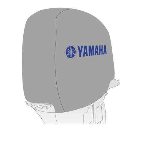 yamaha outboard motor cover yamaha 115 130 l130 outboard motor cover mar mtrcv er 60