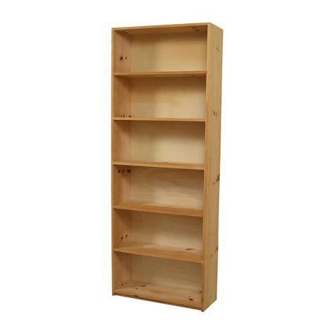 custom shelves for extra storage in a small bathroom 49 off custom tall wooden six shelf bookcase storage