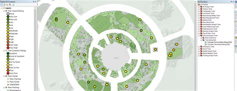landscape layout in arcgis collections arcgis for parks and gardens
