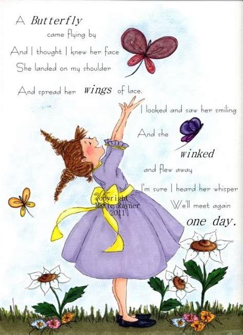i hadn u0027t heard i d always heard that butterflies symbolize a loved one