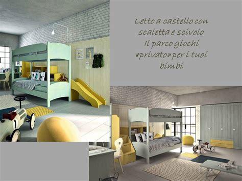 letto con scivolo letto a con scivolo design casa creativa e